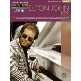 AAVV PIANO PLAY ALONG VOLUME 30 ELTON JOHN HITS + CD