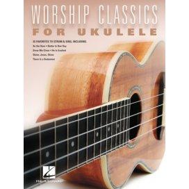 AAVV WORSHIP CLASSICS FOR UKULELE