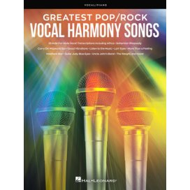 AAVV GREATEST POP/ROCK VOCAL HARMONY SONGS