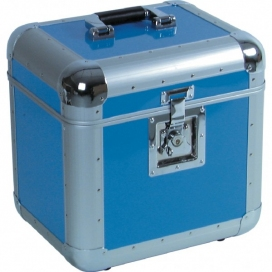OMNITRONIC RECORD 75/25 BLUE FLIGHT CASE PER 75 LP