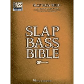 AAVV SLAP BASS BIBLE