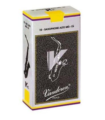 VANDOREN V12 ANCIA SAX ALTO 10 PZ. MIS. 3