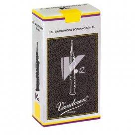 VANDOREN V12 ANCIA SAX SOPRANO 10 PZ. MISURA 3