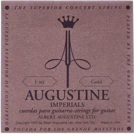 AUGUSTINE IMPERIALS GOLD RED