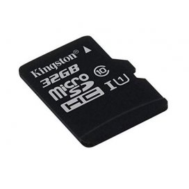 KINGSTON MICROSD 32GB SDCR CON ADATTATORE SD
