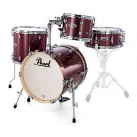 PEARL MDT764P/C704 MID TOWN 4 PCS KIT BLACK CHERRY
