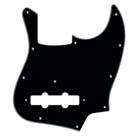 BOSTON JB-410-B PICKGUARD JAZZ BASS