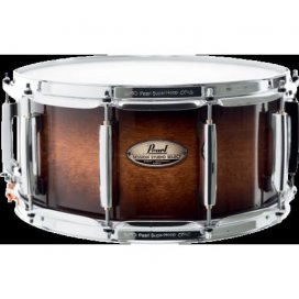 PEARL STS 14 X 6.5 SNARE DRUM GLOSS BARNWOOD BROWN