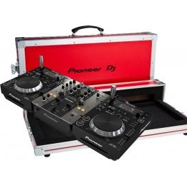 PIONEER 250PACK2 BLACK DJ KIT CON CASE