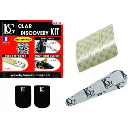 BG DKC DISCOVERY KIT PER CLARINETTO