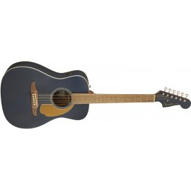 FENDER MALIBU PLAYER MIDNIGHT SATIN WN