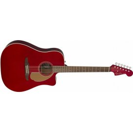 FENDER REDONDO PLAYER CANDY APPLE RED WN
