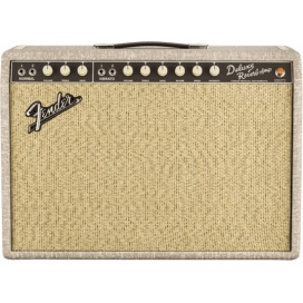 FENDER 65 DELUXE RVB FAWN GREENBACK