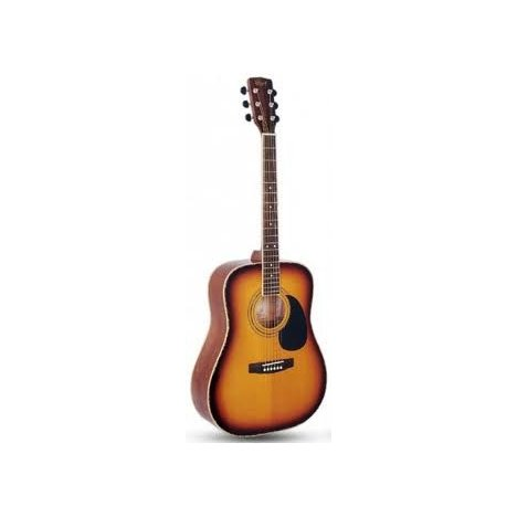 CORT AD880 SB W/BAG SUNBURST