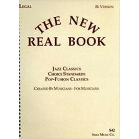 AAVV NEW REAL BOOK Bb VOLUME 1