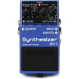 BOSS SY 1 SYNTHESIZER