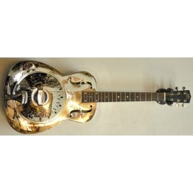 LAX RESONATOR GUITAR 998SD HAWAIAN