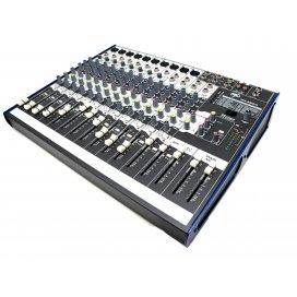 MP AUDIO MIX-280FX MIXER 10 CHANNELS
