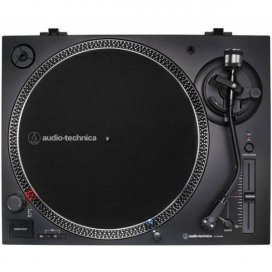 AUDIO TECHNICA AT LP120X BLACK