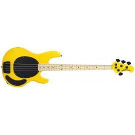 MUSIC MAN STINGRAY 4 REBEL YELLOW LIMITED EDITION