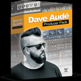 WAVES DAVE AUDE PRODUCER PACK BUNDLE