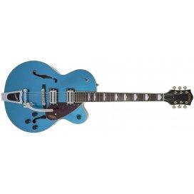 GRETSCH G2420T STREAMLINER RIVIERA BLUE BIGSBY