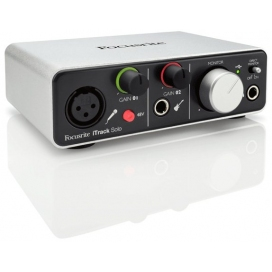 FOCUSRITE iTRACK SOLO 2 CHANNEL USB AUDIO INTERFACE