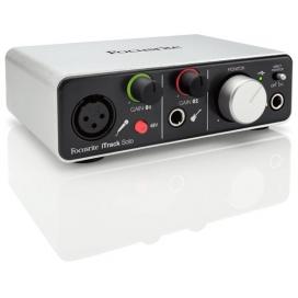 FOCUSRITE iTRACK SOLO 2 CHANNEL USB AUDIO INTERFACE