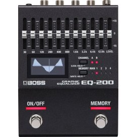 BOSS EQ-200 GRAPHIC 10 BAND