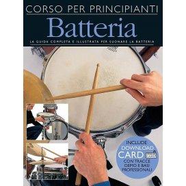 AAVV BATTERIA METODO PER PRINCIPIANTI + CARD