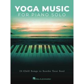 AAVV YOGA MUSIC FOR PIANO SOLO