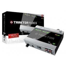 NATIVE INSTRUMENTS TRAKTOR SCRATCH AUDIO 6