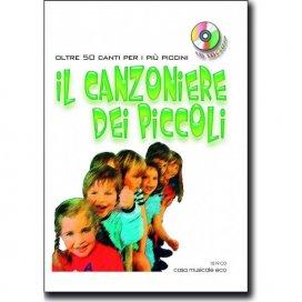 AAVV IL CANZONIERE DEI PICCOLI + CD
