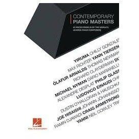 AAVV CONTEMPORARY PIANO MASTERS