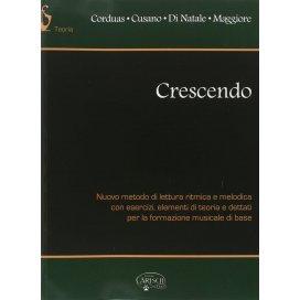 CORDUAS/CUSANO/MAGGIORE CRESCENDO V.2 NUOVA EDIZIONE