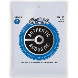MARTIN MA150 AUTHENTIC MEDIUM BRONZE 13/56