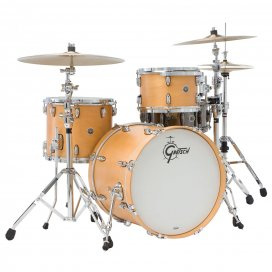 GRETSCH GRETSCH SHELL-SET USA BROOKLYN Satin Natural