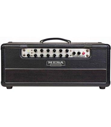 "Mesa/Boogie Lone Star - 10/50/100W - finitura vinile ""Black Taurus""/griglia nera"
