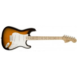 SQUIER AFFINITY STRAT 2TS MN