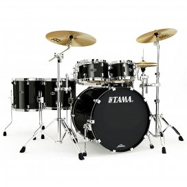 Tama WBS52RZS-PBK - shell kit - finitura Piano Black