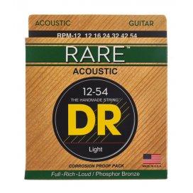 DR RPM-12 SET X CHITARRA ACUSTICA
