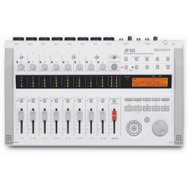ZOOM R16 HARD DISK RECORDER 16 TRACKS