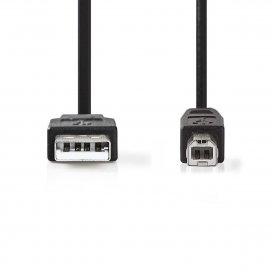 NEDIS CAVO USB 2.0 2MT