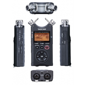 TASCAM DR 40 DIGITAL STEREO RECORDER