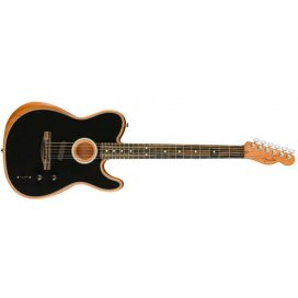 FENDER ACOUSTASONIC TELE BLACK W/BAG