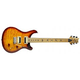 PRS SE CUSTOM 24 ROASTED LTD TOBACCO SUNBURST