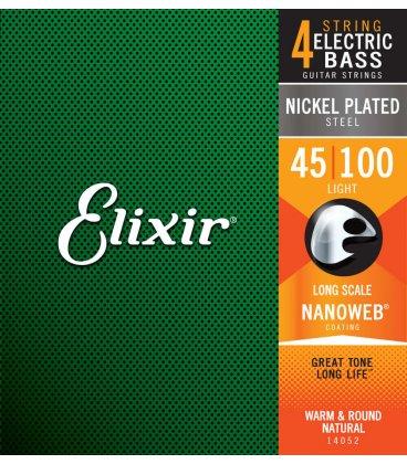 ELIXIR 14052 LIGHT 45-100 LONG SCALE