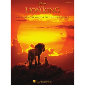 ELTON JOHN THE LION KING - PIANO SOLO