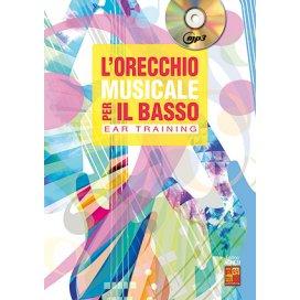 AGNESI L'ORECCHIO MUSICALE PER IL BASSO + CD