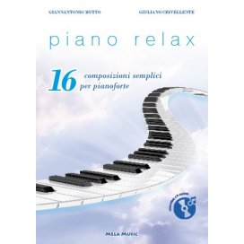 MUTTO PIANO RELAX +CD